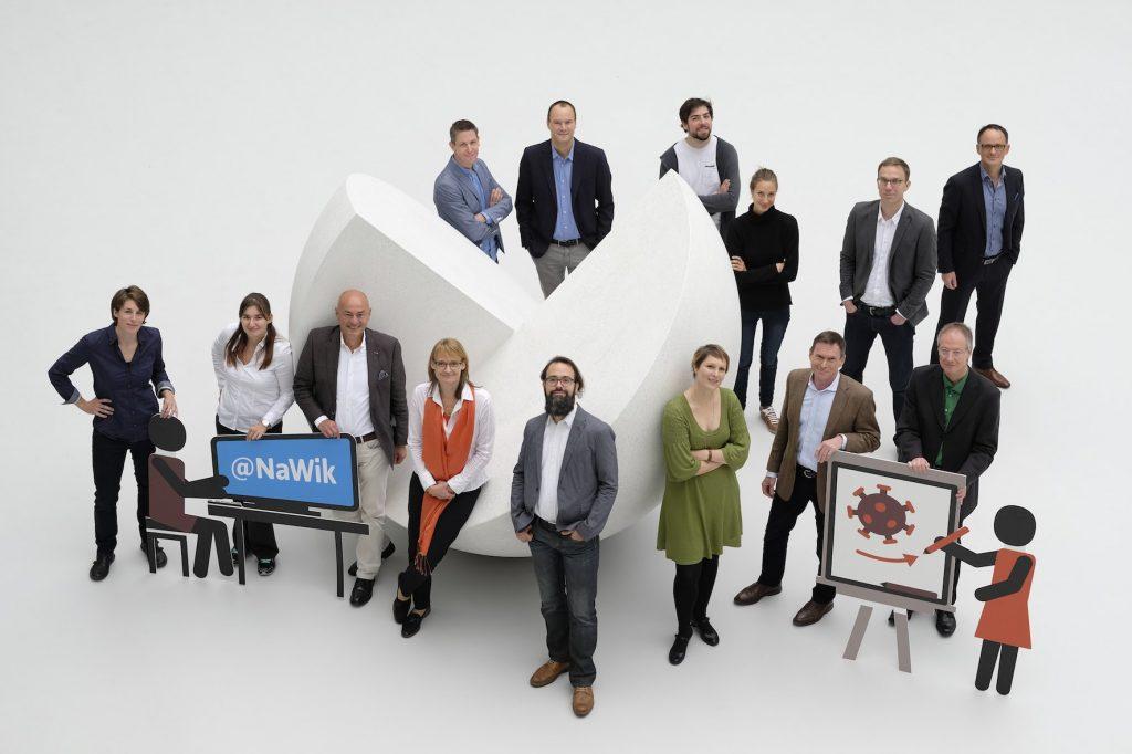 NaWik, Nationales Institut für Wissenschaftskommunikation gGmbH, Karlsruhe, 27.10.15 Foto:Tim Wegner/NaWik