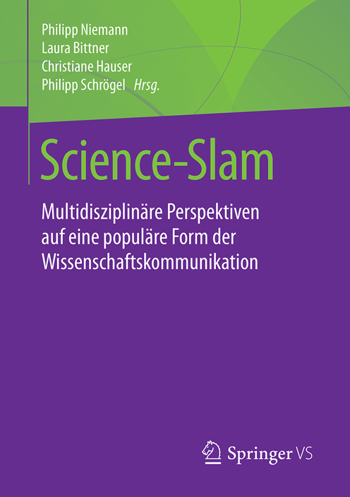 Cover Buch Science-Slam